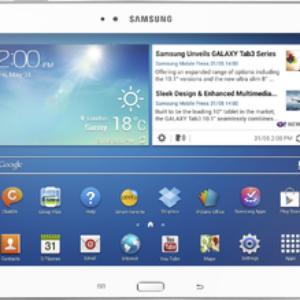 Где купить планшет Samsung GALAXY Tab 3 10.1 P5210 16GB в Рязани по цене 14990 рублей (Элекс, Техносила, М-Видео, Эльдорадо)