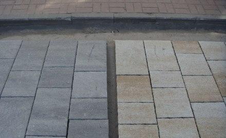 В Рязани выбрали тротуарную плитку для улицы Почтовой