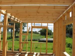 Как построить каркасный дом по канадской технологии?