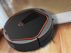 Робот-пылесос iClebo Arte YCR-M05 с легкостью преодолевает препятствия высотой до 2,2 см!