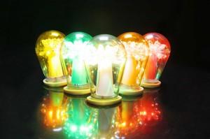 Новые светодиодные технологии
