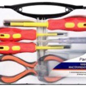 Набор столярно-слесарного инструмента Park