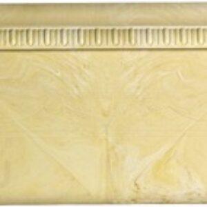 Горшок Tek.A.Tek le jardin золотого цвета 40 см