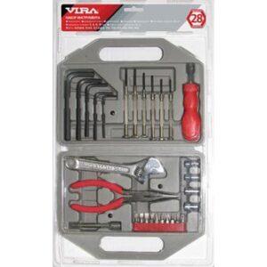 Набор столярно-слесарного инструмента Vira