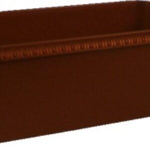 Горшок Tek.A.Tek le jardin коричневый 80 см