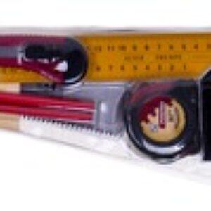 Набор столярно-слесарного инструмента Контрфорс