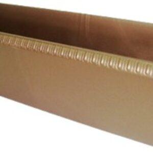 Горшок Tek.A.Tek le jardin коричневый 40 см