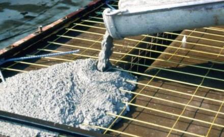 Как приготовить строительный бетон