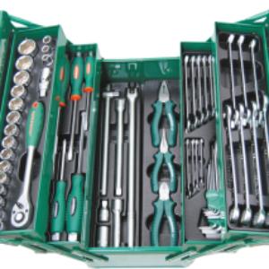 Набор инструментов JONNESWAY C-3DH262 62 предмета