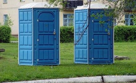 Продажа и обслуживание туалетных кабин