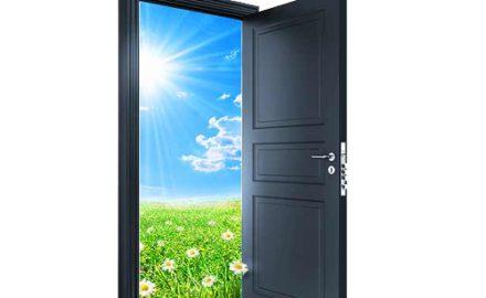 Почему МДФ панели лучше других материалов для обивки двери