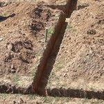 Как выкопать под фундамент углубления - виды способы траншея котлован