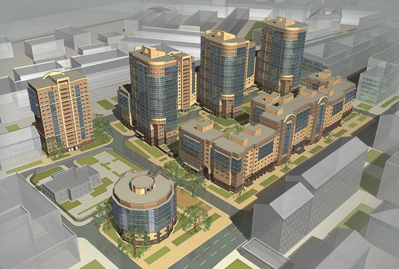 Поиск квартиры в новостройках Санкт-Петербурга и жилом комплексе YES