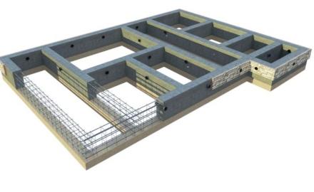 расценки на строительные работы фундамент