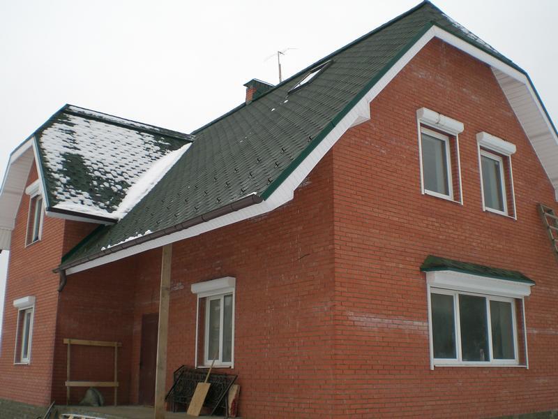 Строительство домов в Серпухове и Чехове.