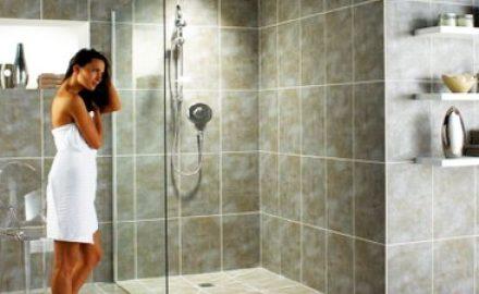 Душевая кабина vs ванна