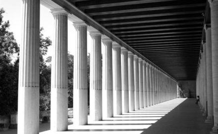 Колонны в архитектуре