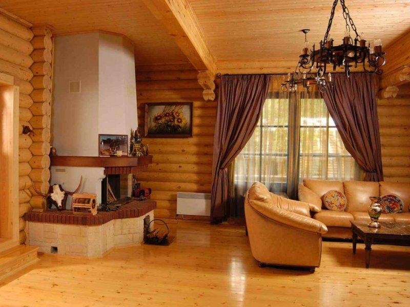 Деревянный дом — это крепость и тыл