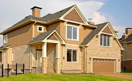 У декоративных материалов, помимо украшения здания, есть еще некоторые функции, которые они выполняют: защита строения от осадков, морозов и солнечных лучей.