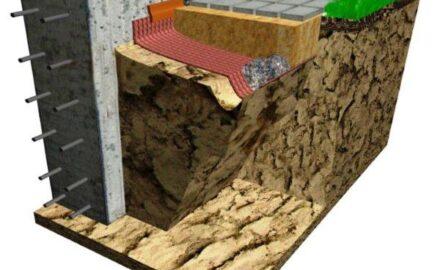 Минеральная вата не подойдет для утепления отмостки, так как нужен материал, не подверженный влиянию влаги.