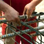Армирование столбчато-ростверкового фундамента
