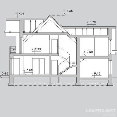 база проектов домов