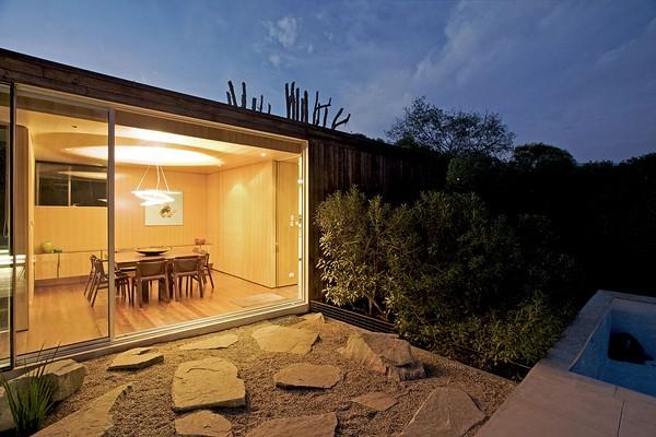 красивые дома из бревна проекты