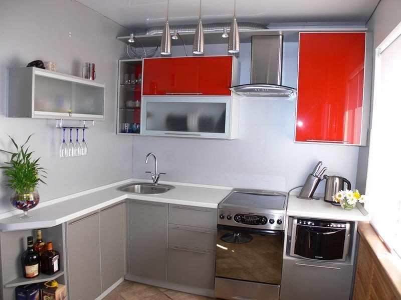 кухня 8 м ремонт