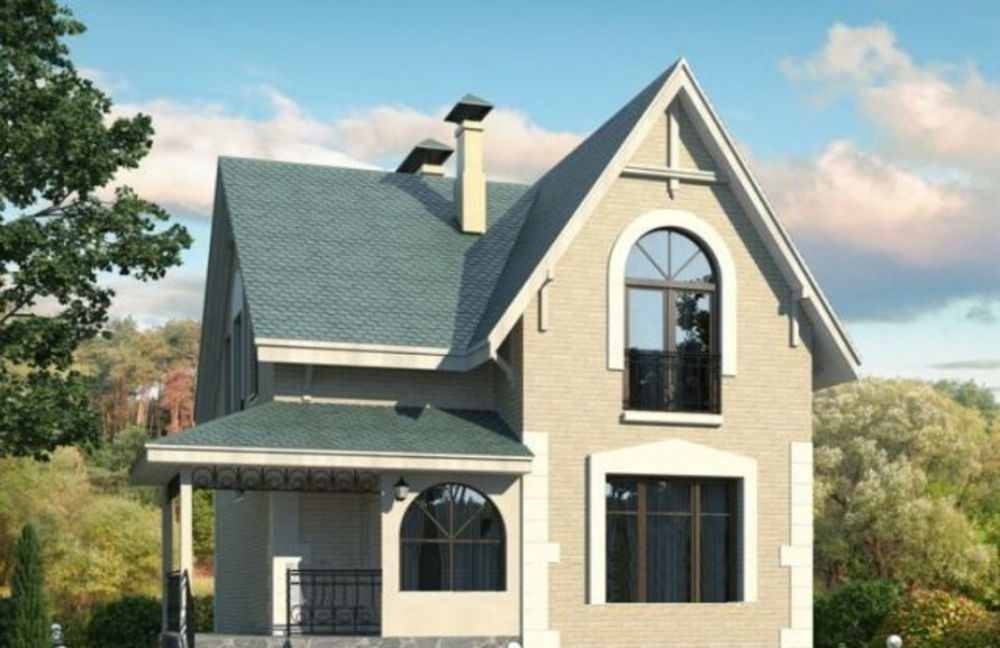 проект дома 103а оптима