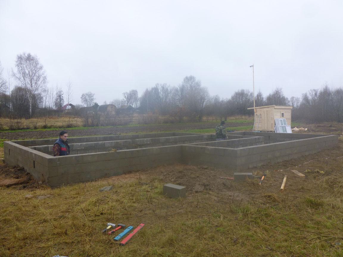 Проект дома 6х9 с террасой [1]