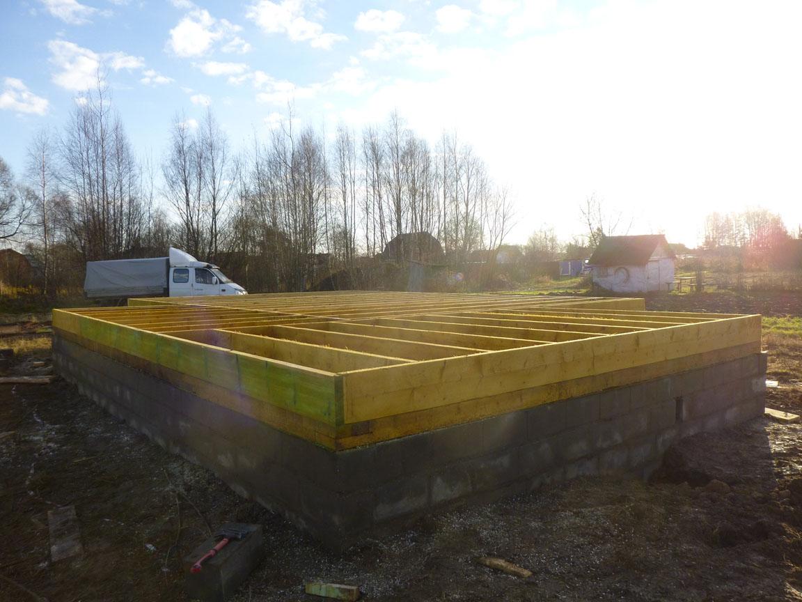 Проект дома 6х9 с террасой [2]
