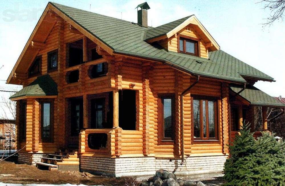 Проекты деревянных домов фото цены [3]