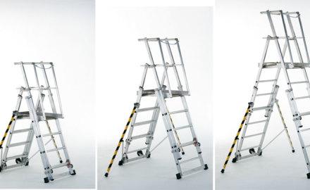 лестница zarges