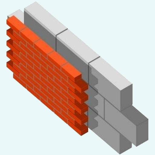 Как кирпич, так и газобетон имеют высокий класс огнестойкости и способны выдерживать открытый огонь не менее 2.5 часов.