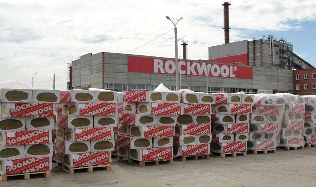Компания ROCKWOOL