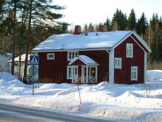 Строгость и красота домов в финском стиле