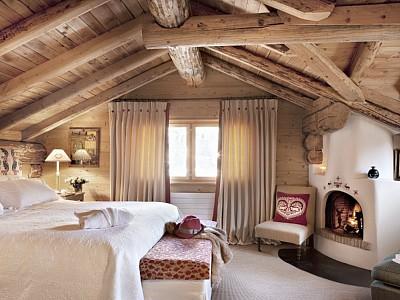 Уютный домик в стиле «шале»
