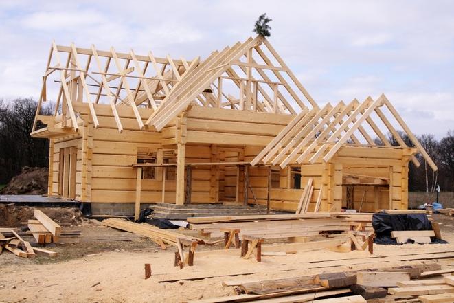 Экологичное строительство деревянных домов