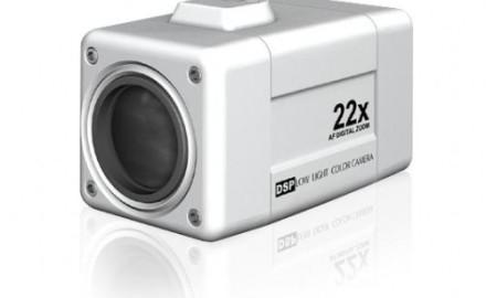 Видеокамера с трансфокатором