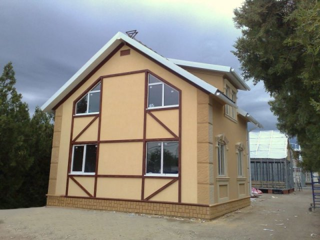 Возведение каркасных домов в Самаре