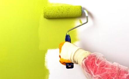 Серьезный ремонт стен — новое помещение