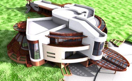 Лучшие элитные здания с готовыми проектами.