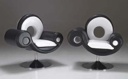 Эксклюзивные кресла: сфера использования
