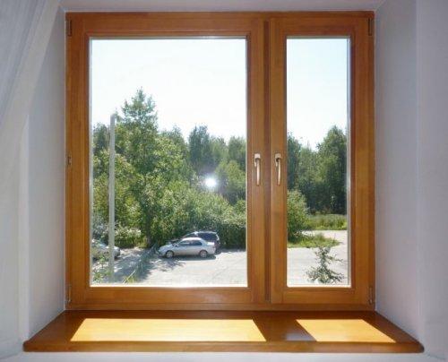 Лучший материал для окна — дерево! Стеклопакет, рама и особенности установки