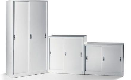 Практичность металлических шкафов