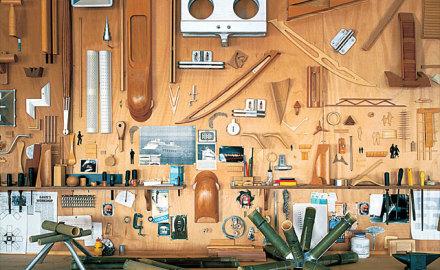 Строим домашнюю мастерскую