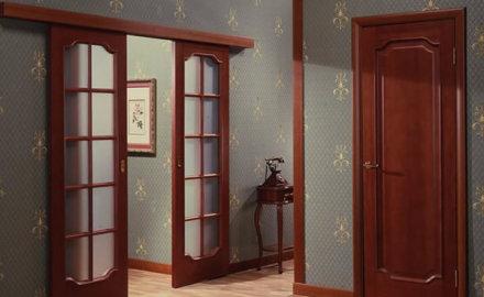 Несколько правил выбора раздвижных дверей