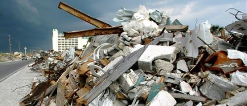 Как избавиться от строительного мусора, оставшегося после ремонта?