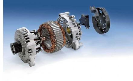 Основные характеристики генератора электроэнергии