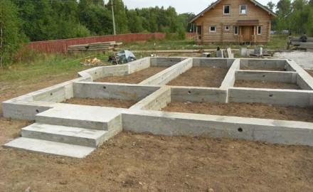 Основа любого дома – фундамент